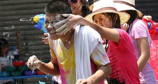 Фестиваль в Тайланде, Фото vthai-vrai.com