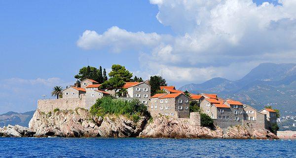 Остров Святой Стефан, Черногория, Фото reghotel.com