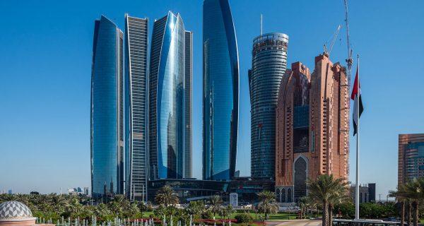 Вид на Абу-Даби, Фото varlamov.ru