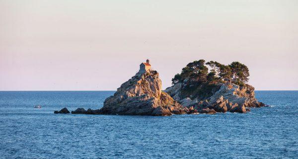 Остров Света Неделя, Черногория, Фото arrivo.ru