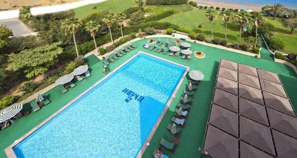Четырехзвездочный отель на первой береговой линии - Bin Majid Beach Hotel, Фото tui.ru