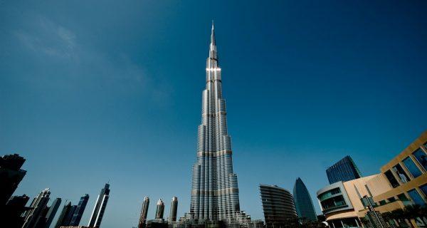 Небоскреб Бурдж Халифа, Дубай, Фото 1000turov.ru
