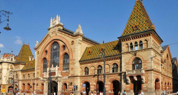 Центральный рынок в Будапеште, Фото imigrant-hungary.com