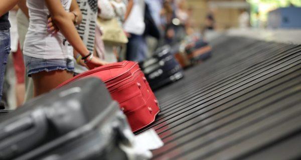 Багаж поврежден во время перелета, Фото yugtimes.com