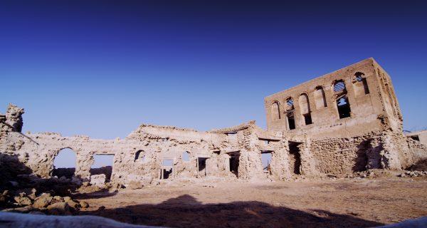 Руины древнего города в Рас-эль-Хайме, Фото unextour.ru