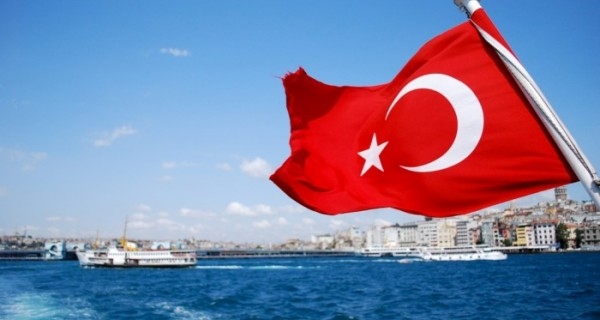 Турецкий флаг, Фото newsader.com