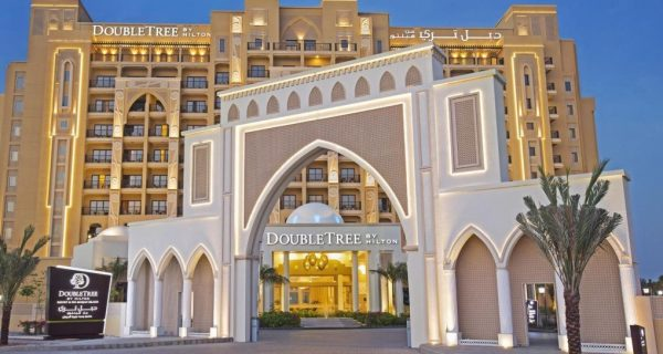 Пятизвездочный отель DoubleTree by Hilton Resort & Spa Marjan Island, Фото tpg.ua