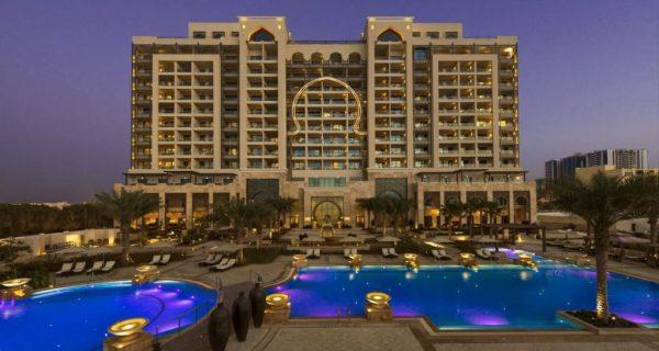 Пляжный пятизвездочный отель - Ajman Saray, Фото 29palms.ru