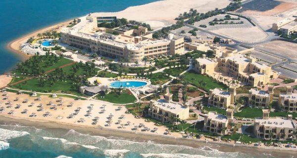 Пятизвездочный отель Hilton Al Hamra Beach & Golf Resort, Фото pegast-agent.ru