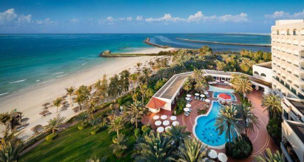 Отель на берегу Персидского залива - Kempinski Hotel Ajman, Фото gha.com