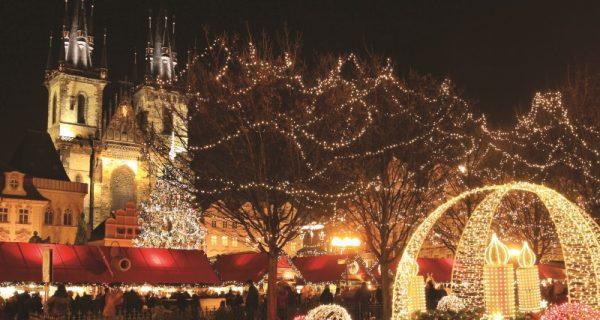 Рождество в Праге, Фото rondatur.pt
