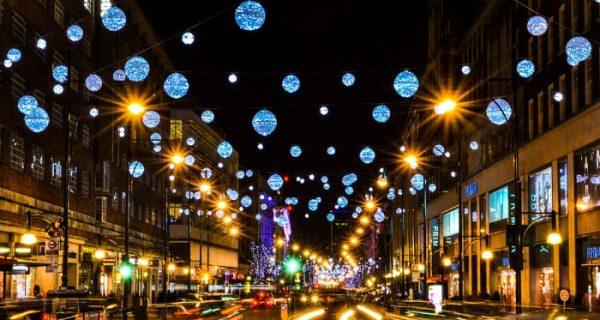 Лондон в Рождество, Фото sreemangalbarta.com