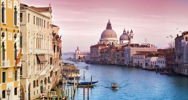 Венеция - город на воде, Италия, Фото metracontravel.com
