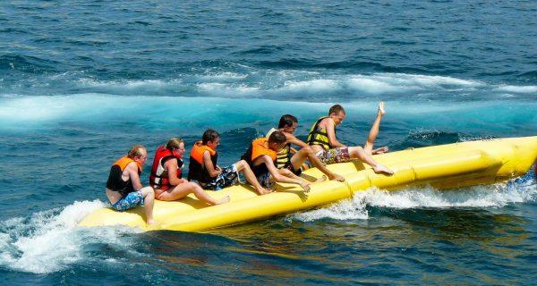 Пляжные развлечения в Турции, Фото turkeyforfriends.com