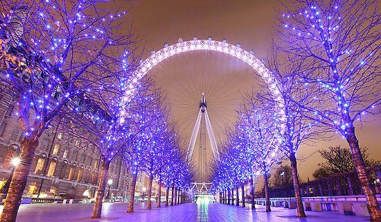 Рождество в европейской столице, Фото femcafe.hu
