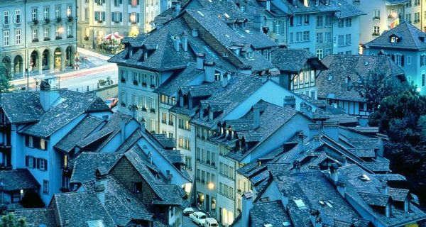 Женева: вид сверху, Фото hu.gutbilder.com