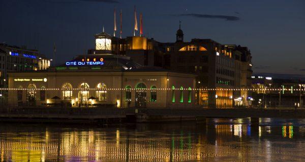 Вечерняя Женева, Фото naiveangel.com