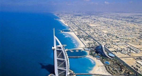 Курортный отель Парус в Дубае, Фото orangecruises.gr