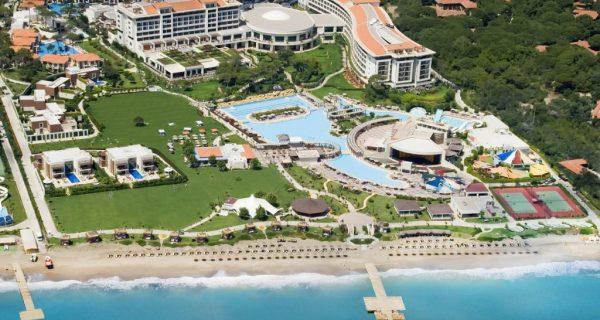 Роскошный отель в Белеке, Турция, Фото gezirehberim.com
