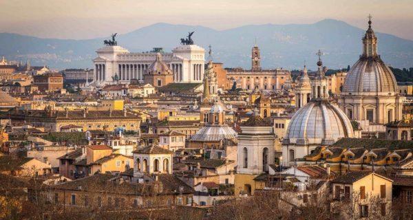 Столица Италии - Рим, Фото collections.yandex.ru