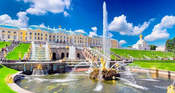 Петергоф, Фото tourister.ru
