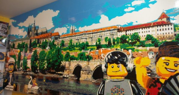 Lego museum в Праге, Фото muzeumlega.cz