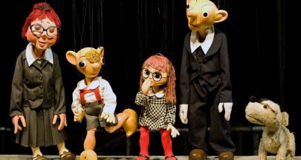 Кукольный театр Divadlo Spejbla a Hurvínka, Фото spejbl-hurvinek.cz