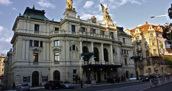 Divadlo na Vinohradech - театр-дворец в Праге, Фото divadlonavinohradech.com