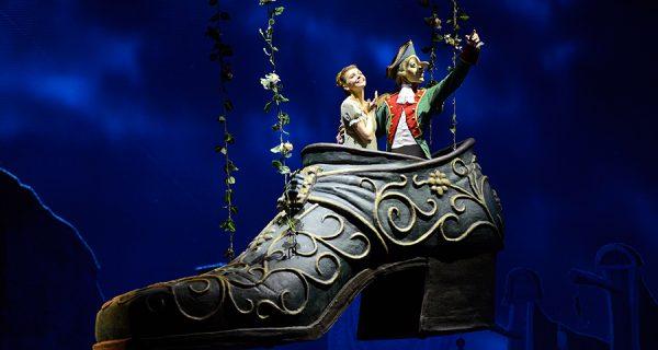Мариинский театр: Щелкунчик, Фото mariinsky.ru
