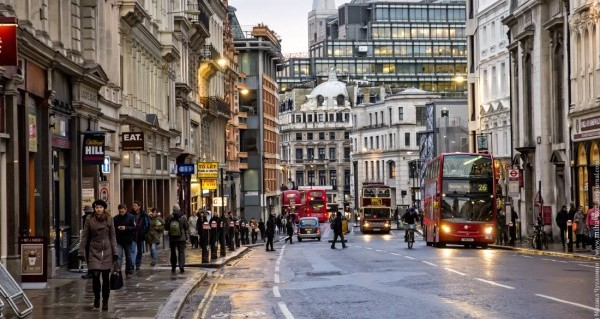 Архитектура Лондона, @miha_vxc / LiveJournal