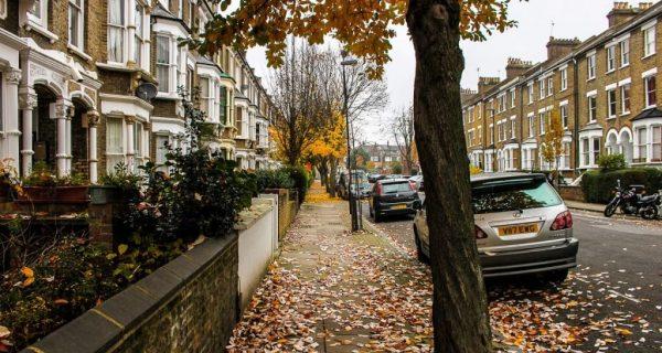 Осень в Лондоне, Фото efl-study.ru