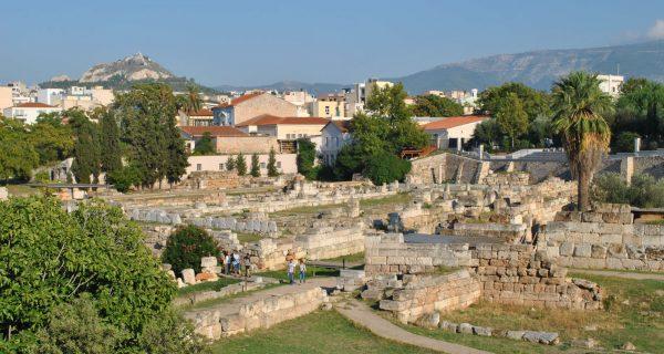 Археологическая зона Керамик
