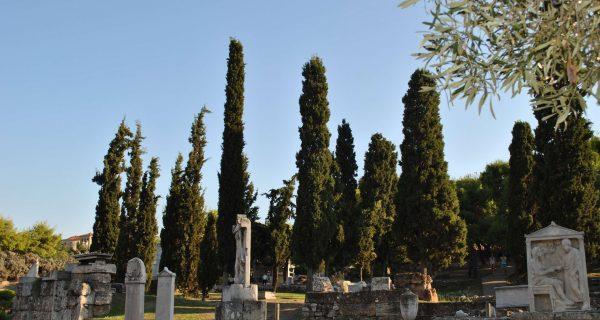 Керамейкос, Греция