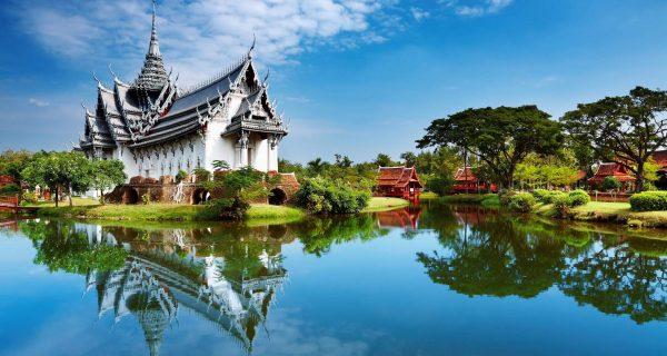 Буддийский храм в Таиланде, Фото about-planet.ru