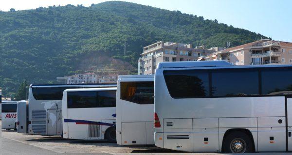 Автобусная станция в Черногории, Фото realmonte.net
