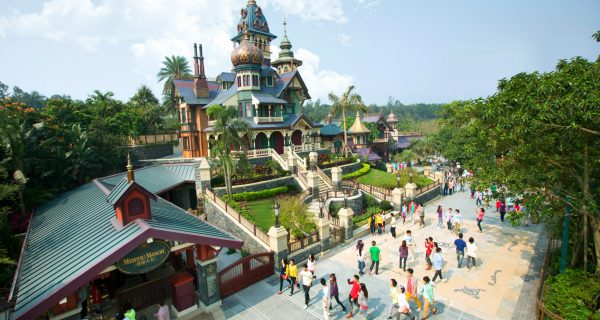 Mystic Manor в Гонконге, Фото leparcorama.com