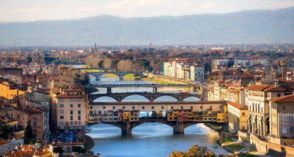 Понте Веккьо, Флоренция, Фото coworker.com