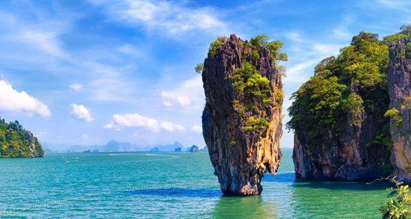 Кхао Пинг Кан - остров в Тайланде,Фото inphuket.org