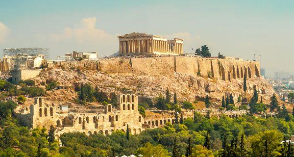 Храм Зевса Олимпийского, Греция,  Фото betistravel.com