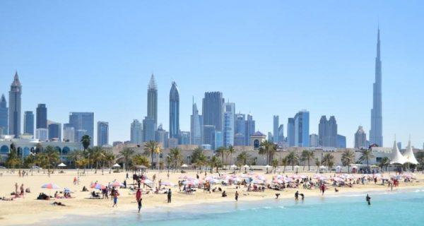 Пляж Дубаи, Фото 365mag.ru