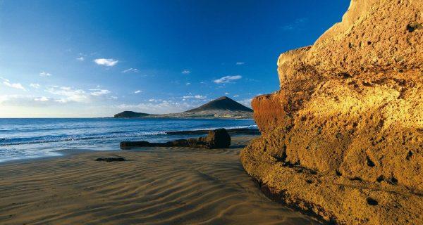 Пляж на Тенерифе, Фото wpnature.com
