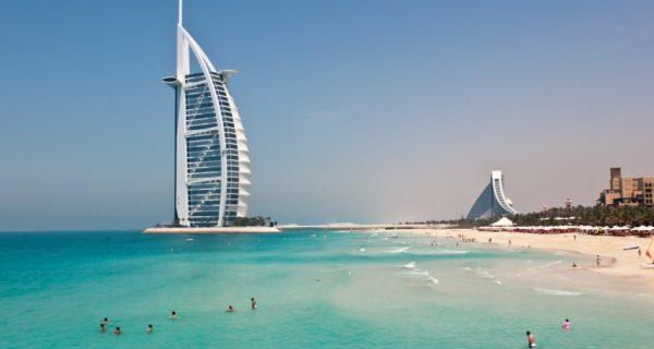 Burj Al Arab, отель в Дубае, Фото nightlife-cityguide.com