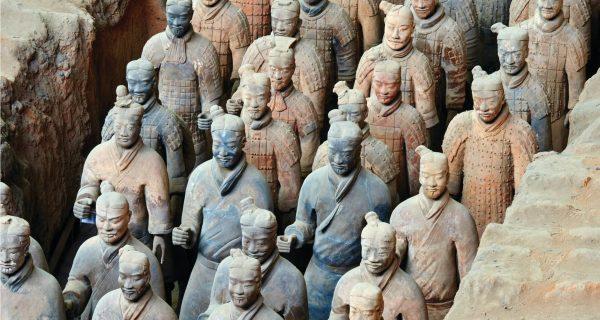 Выставка: Терракотовая армия, Фото theartnewspaper.com