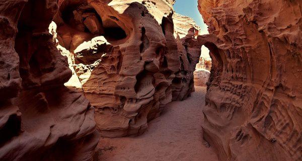 Цветной каньон в Шарм-Эль-Шейхе, Фото tour-praktika.ru