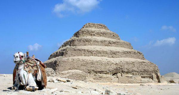 Пирамида Джосера, Фото vegypt.ru