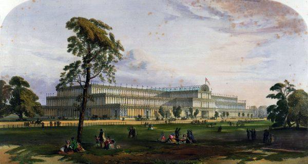 Хрустальный дворец в Гайд парке, Фото wikimedia.org