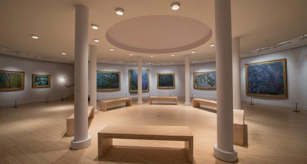 Внутри музея Мармоттан-Моне, Фото smarterparis.com