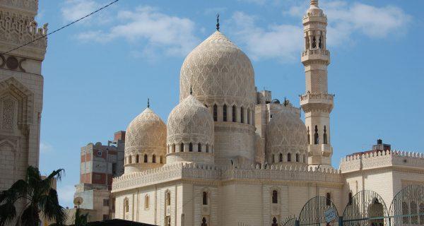 Мечеть Абу аль-Аббаса аль-Мурси, Фото tripegypt.su