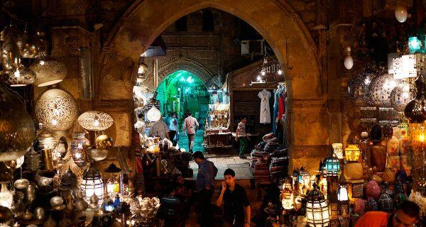Уличный рынок Египта во время Жам эн-Нессим, Фото colady.ru