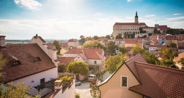 Город Микулов, Чехия